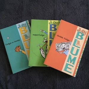 Just Blume (3 book set)
